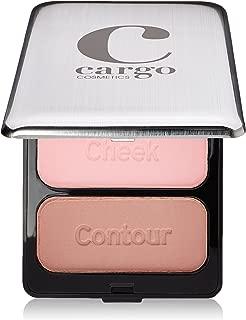Cargo Cosmetics - Blendable Contour Face Palette, Malibu