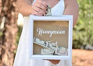 Honeymoon Gift - Honeymoon Fund Wedding Sign - Honeymoon Fund Box - Honeymoon Gifts - Wedding Gift Money Box Rustic Wooden Honeymoon Fund Box Money Holder