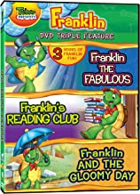 Franklin Triple Feature - Franklin the Fabulous / Franklin's Reading Club / Franklin and the Gloomy Day