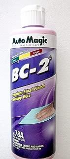 Auto Magic BC-2 Premium Wax & Polish - 16 oz