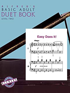 Alfred's Basic Adult Piano Course Duet Book: 0