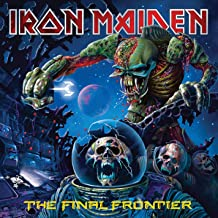 The Final Frontier (Digipack Remasterisé)