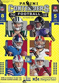 2018 panini playoff football hobby