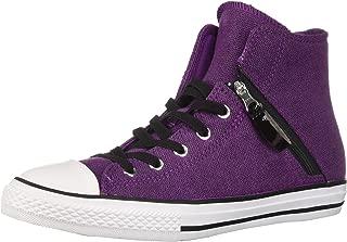 Kids' Chuck Taylor All Star Pull Zip High Top Sneaker