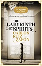 The Labyrinth of the Spirits: From the bestselling author of The Shadow of the Wind (Cemetery of Forgotten Books 4) (Engli...