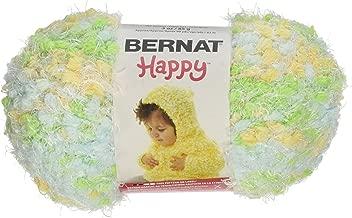 Bernat Happy Yarn, 3 Ounce, Lily Pad, Single Ball