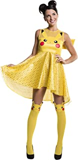 Rubie's Women's Pokemon Pikachu Costume Dress