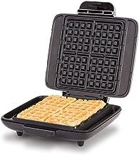 DASH No-Drip Belgian Waffle Maker: Waffle Iron 1200W + Waffle Maker Machine For Waffles,..