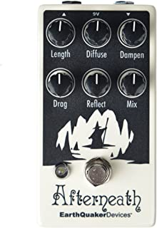 Earthquaker Devices Afterneath Pedal Invert Glow-in-the-Dark v2