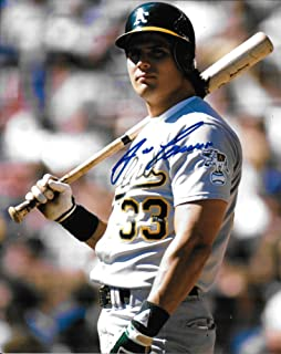jose canseco signing
