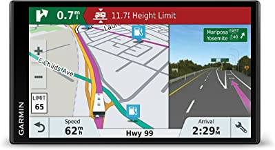 Garmin RV 770 NA LMT-S, Advanced Navigation for RVs and Towable Trailers, Directory of RV Parks & Services, Voice-Activated Navigation