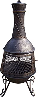 Best clay chiminea barbecue Reviews