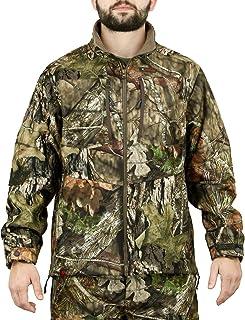Mossy Oak Sherpa 2.0 Fleece Lined Camo Hunting Jacket for...