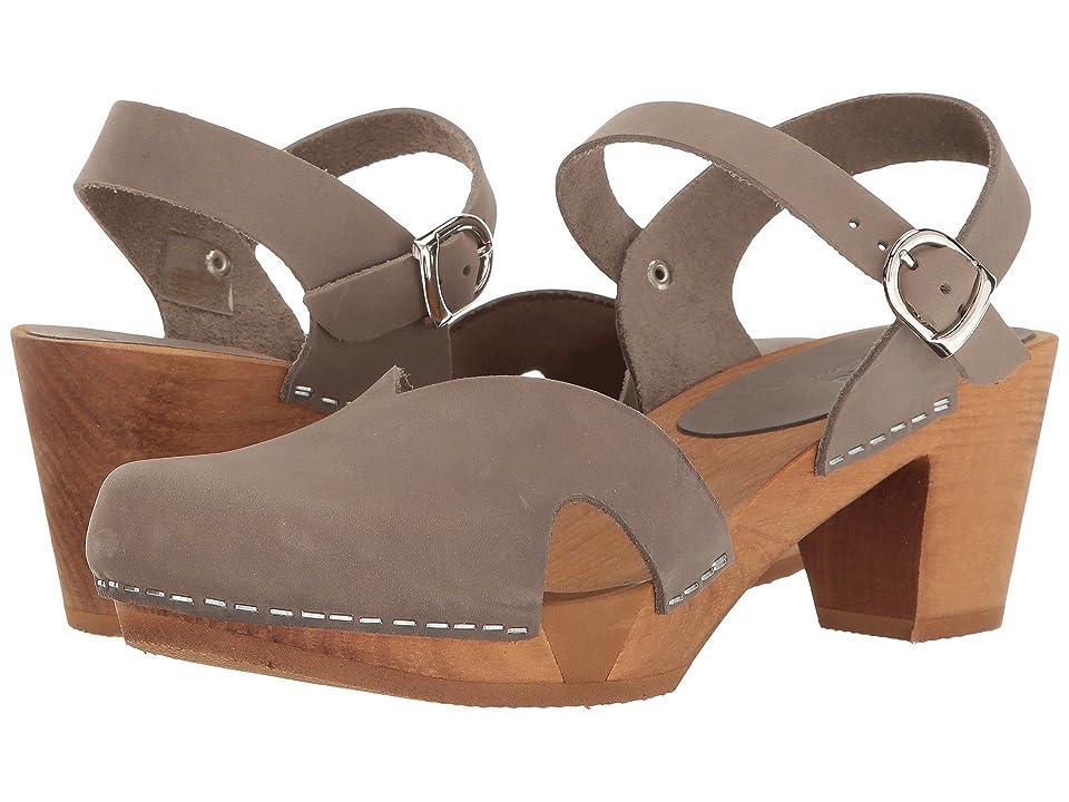 Sanita Matrix Square Flex Sandal (Grey) Women