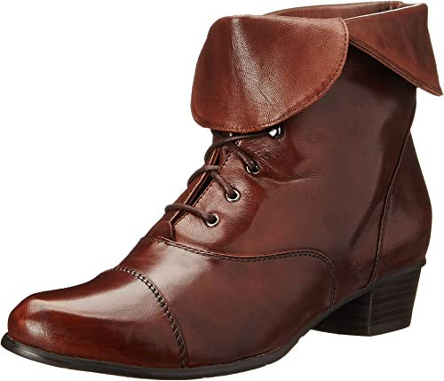 Spring Step damen& 039;s Galil Stiefel, Medium braun, 42 EU 10.5-11 M US