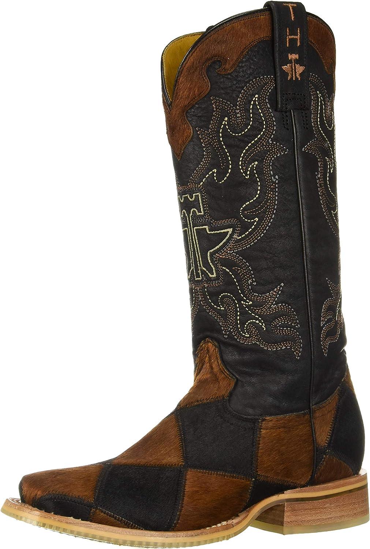 Tin Haul shoes Womens Fuzzy Wuzzy Western Boot