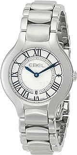 Ebel - 1216037 - Reloj para Mujeres, Correa de Acero Inoxidable