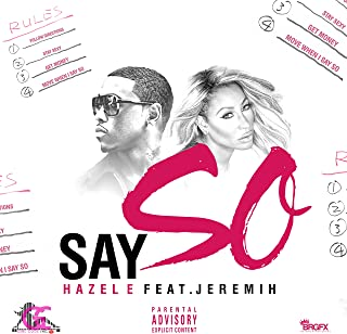 Say So (feat. Jeremih) - Single [Explicit]