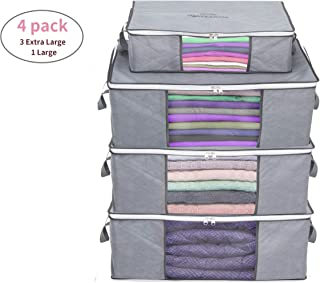 Best storage bags for clothes Reviews