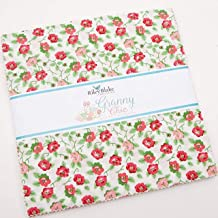 Echo Park Paper Co Hello Sweetheart 5 Stacker 42 5-inch Squares Charm Pack Riley Blake 5-7620-42