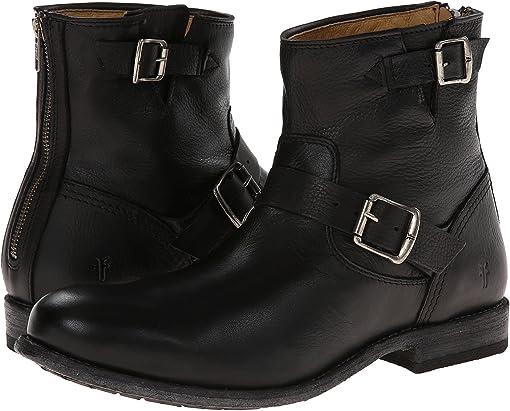 Black/Soft Vintage Leather