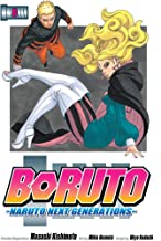 Boruto: Naruto Next Generations, Vol. 8 (8)