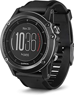 Garmin fēnix 3 HR - Gray (Renewed)