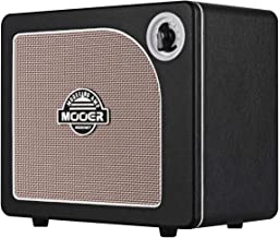 Roloiki Hornet Black 15 Watt Digital Modeling Combo Guitar Amplifier Speaker 9 Amp Models Built-in Modulation Delay Reverb Effects Guitar Tuner Live/Preset Modes BT Connection AUX in