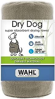 Wahl Dog Drying Towel, Tan