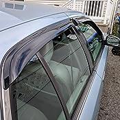 Auto Ventshade 94228 Window Ventvisor Deflectors Ford Crown Victoria