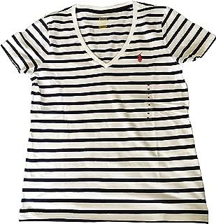polo ralph lauren striped jersey t shirt