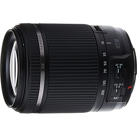 Tamron AF 18-200mm F/3.5-6.3 Di-II VC All-in-One Zoom for Canon APS-C Digital SLR