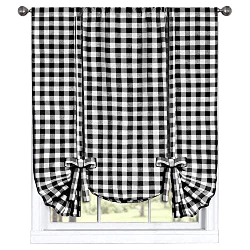 Tie Up Valances: Amazon.com