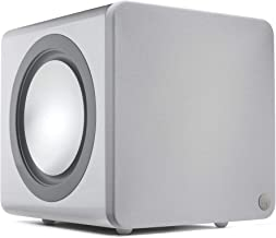 Cambridge Audio Minx X201 | 200 Watt Subwoofer with Active Amplifier (Gloss White)