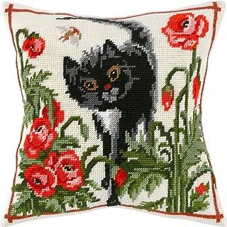 Best cross stitch kit cat Reviews