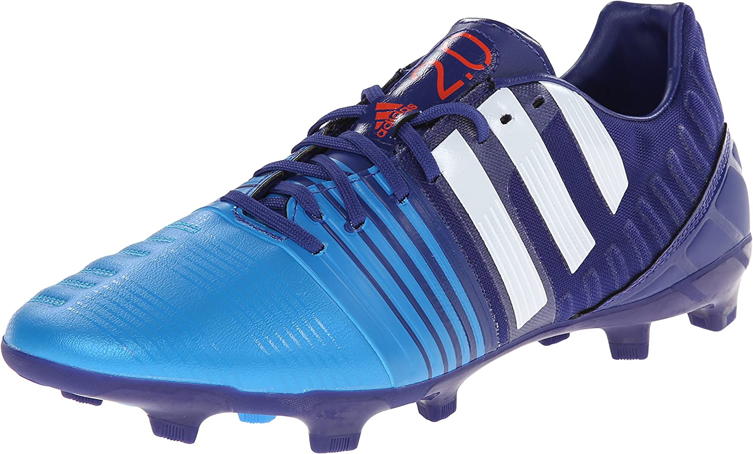 Adidas Performance Men's Nitrocharge 2.0 Firm-Ground Soccer Cleat