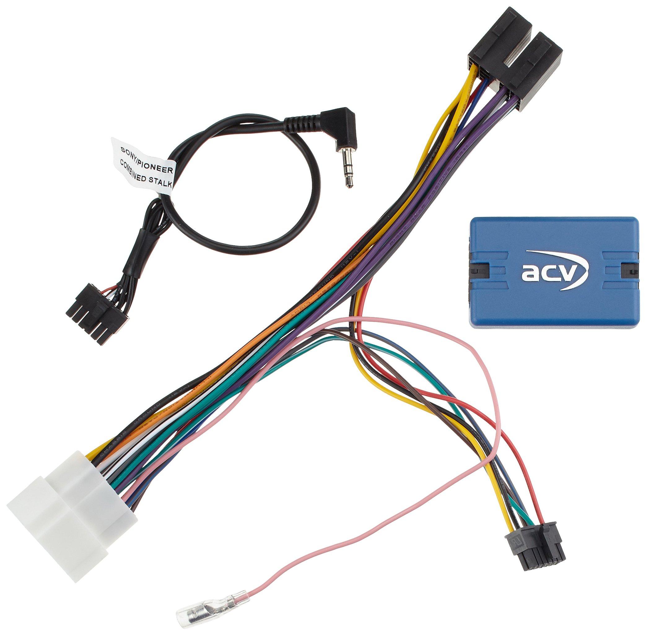 42/601/Steering Wheel Remote Control Adapter ACV