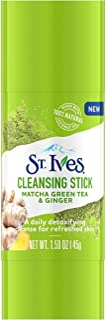 St. Ives Detox Me Daily Cleansing Stick, Matcha Green Tea & Ginger 1.6 oz