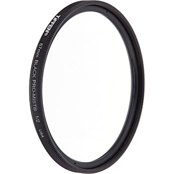 Tiffen 67BPM14 67mm Black Pro-Mist 1//4 Filter