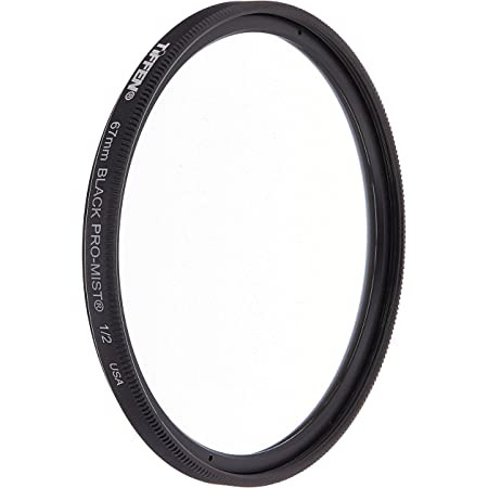 Tiffen Filter 67mm Black Pro Mist 1 2 Filter Kamera