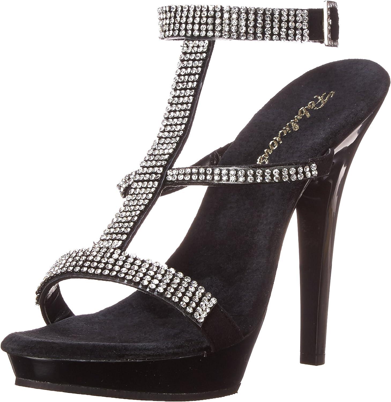 Fabulicious Women's Lip 116 Dress Sandal