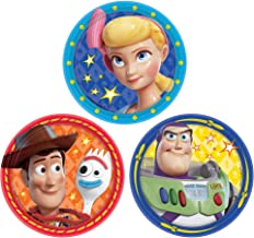 Story Small Paper Plates designs
