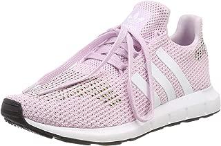 adidas Womens Originals Swift Run Trainers in aero Pink.