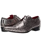 Jeffery-West - Adamant Love/Hate Arrow Tip Lace Shoe