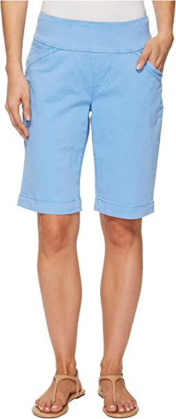 Ainsley Bermuda Classic Fit Bay Twill