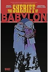 Sheriff of Babylon: The Deluxe Edition (Sheriff of Babylon (2015-2016)) Kindle Edition