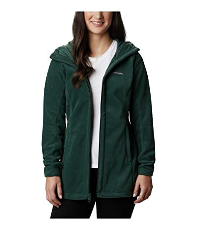 Columbia Benton Springstm II Long Hoodie (Spruce) Women