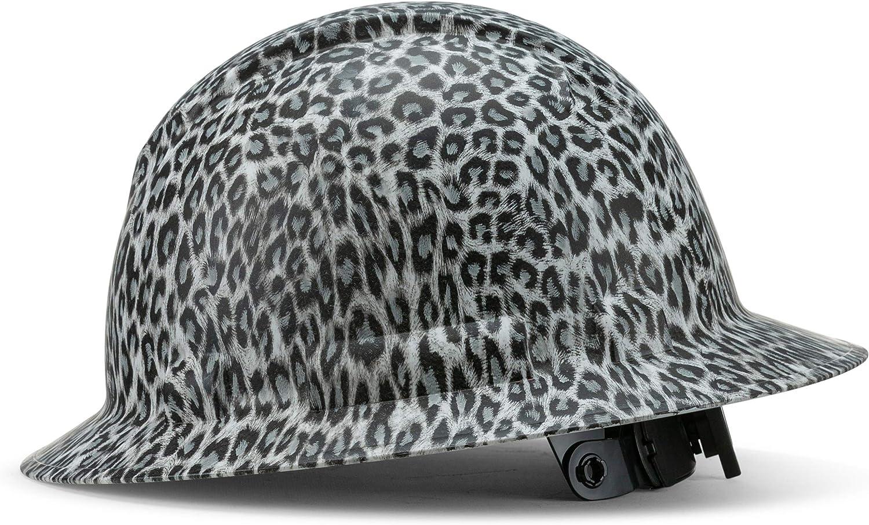 Full Brim Customized Ridgeline ABS Leopard Hard Limited price sale Sale Snow Hat Custom