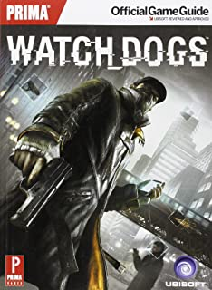 Watch Dogs: Prima Official Game Guide (Prima Official Game Guides)
