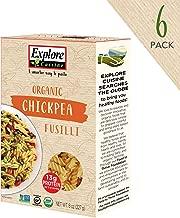 Best organic chickpea pasta Reviews